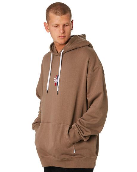 CARIBOU MENS CLOTHING STUSSY JUMPERS - ST081200CARIB