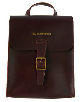 CHARRO MENS ACCESSORIES DR. MARTENS BAGS + BACKPACKS - AB101230BRN