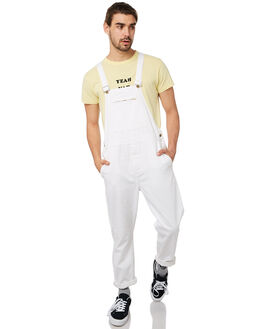 WHITE MENS CLOTHING ROLLAS JEANS - 10255C001