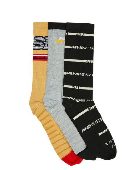 MULTI COLOUR MENS CLOTHING NIKE SOCKS + UNDERWEAR - CQ9346902