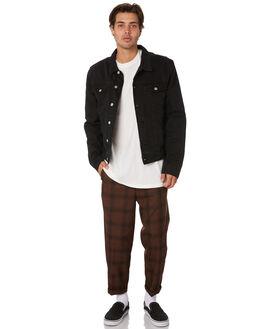 BLACK MENS CLOTHING INSIGHT JACKETS - 5000003797BLK