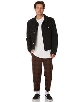 BLACK MENS CLOTHING INSIGHT JACKETS - 5000003797BLK