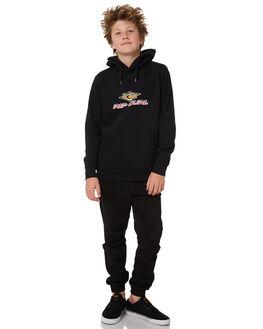 BLACK KIDS BOYS RIP CURL JUMPERS - KFEZL30090