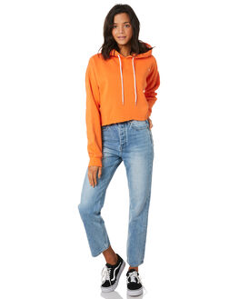ORANGE WOMENS CLOTHING ELEMENT JUMPERS - 296304ORA