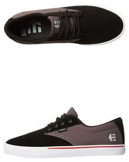 BLACK DARK HREY MENS FOOTWEAR ETNIES SNEAKERS - 4101000449-562