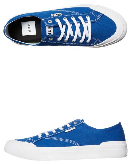 BLUE MENS FOOTWEAR HUF SNEAKERS - VCBSC009BLU
