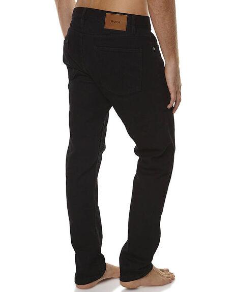 MIDNIGHT MENS CLOTHING RVCA JEANS - R153232MID