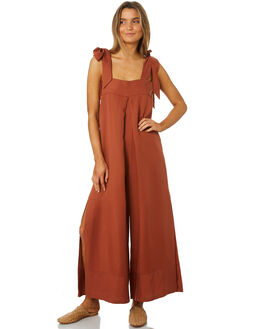 CINNAMON WOMENS CLOTHING SANCIA PLAYSUITS + OVERALLS - 708ACNM