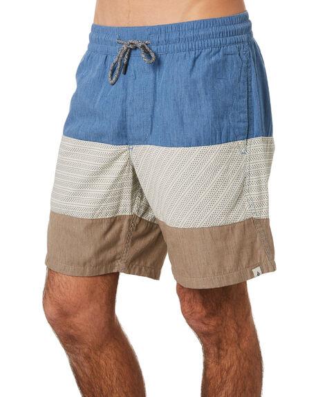 BLUE RINSE MENS CLOTHING VOLCOM SHORTS - A1031903RNE