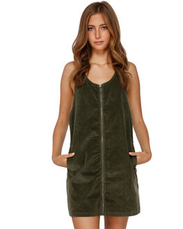 FOREST NIGHT WOMENS CLOTHING BILLABONG DRESSES - BB-6591475-FN4