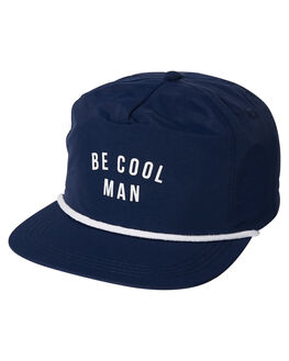 NAVY MENS ACCESSORIES CAPTAIN FIN CO. HEADWEAR - CH181037NVY