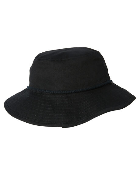 BLACK MENS ACCESSORIES RIP CURL HEADWEAR - CHAAE90090