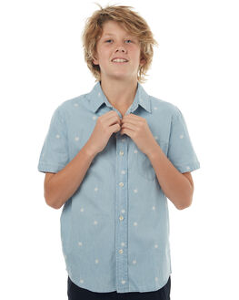 PALM SPRINGS KIDS BOYS RIDERS BY LEE SHIRTS - R-530034-DK7PALM