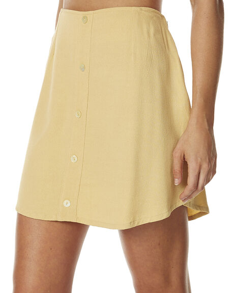 CAMEL WOMENS CLOTHING ZULU AND ZEPHYR SKIRTS - ZZ1282CAM