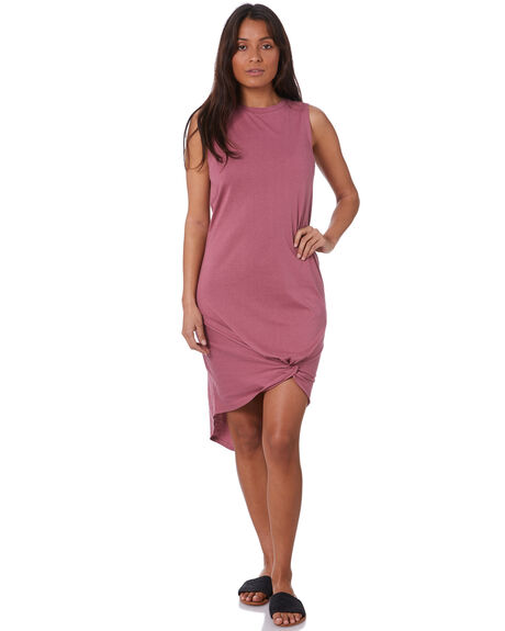 ROSE WOMENS CLOTHING SILENT THEORY DRESSES - 6023003ROSE