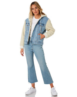 HIDDEN RIVER WOMENS CLOTHING LEVI'S JACKETS - 79692-00000000
