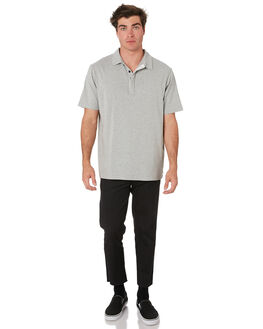 GREY MENS CLOTHING NO NEWS SHIRTS - N5201140GREY