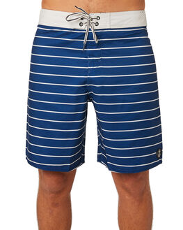 NAVY MENS CLOTHING CAPTAIN FIN CO. BOARDSHORTS - CFM0411608NVY