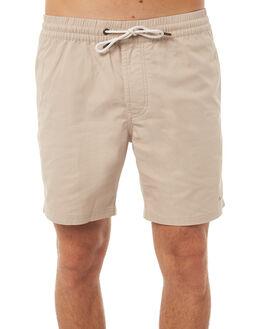 TAN MENS CLOTHING BARNEY COOLS BOARDSHORTS - 610-MC4TAN