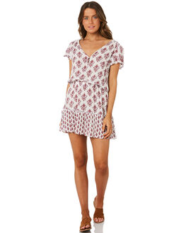 OFF WHITE WOMENS CLOTHING RIP CURL DRESSES - GDRZD30003