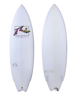 CLEAR BOARDSPORTS SURF RUSTY SURFBOARDS - RUSTYTFCLEAR
