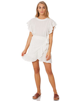 WHITE WOMENS CLOTHING ELWOOD DRESSES - W94732653