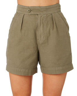 JUNGLE ARMY WOMENS CLOTHING THRILLS SHORTS - WTH9-301FARMY