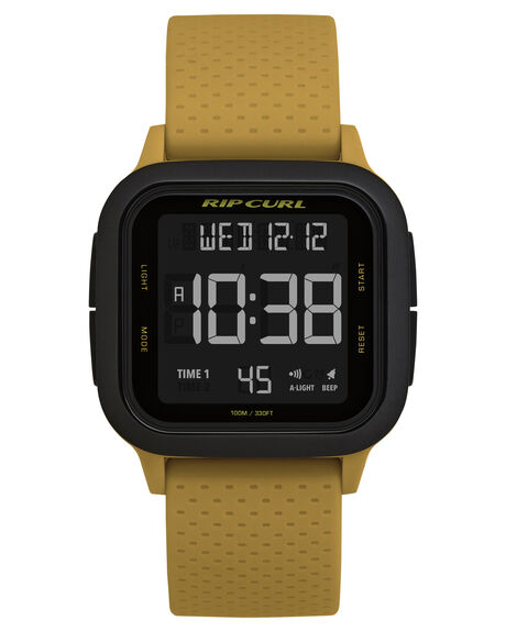 YELLOW MENS ACCESSORIES RIP CURL WATCHES - A31990010