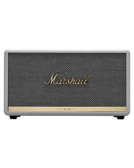 WHITE MENS ACCESSORIES MARSHALL AUDIO + CAMERAS - 155689WHI