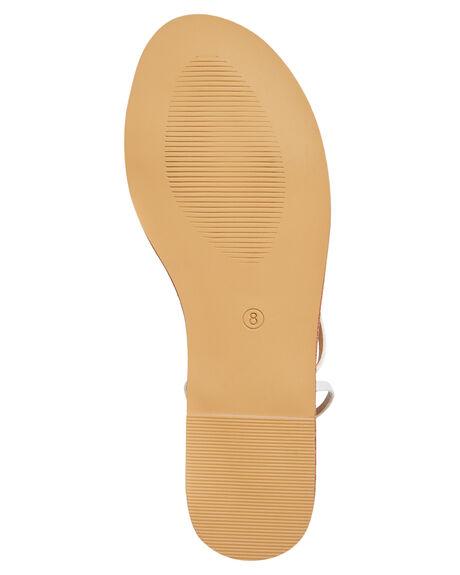 WHITE CROC WOMENS FOOTWEAR BILLINI FASHION SANDALS - S624WTCRC