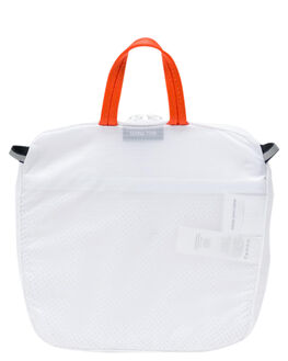 WHITE MENS ACCESSORIES HERSCHEL SUPPLY CO BAGS + BACKPACKS - 10598-02547-OSWHT