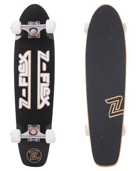 BLACK SKATE COMPLETES Z FLEX  - ZFXC0049MULTI