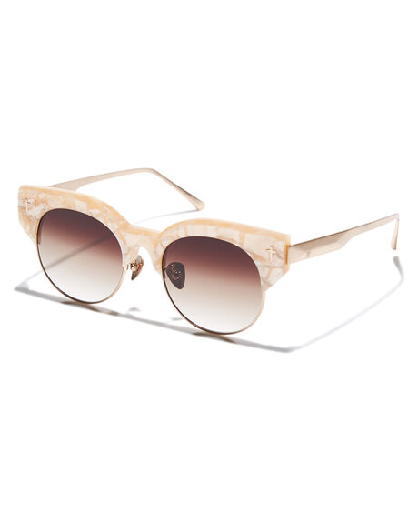 67dea601bc PEACH PEARL ROSE WOMENS ACCESSORIES VALLEY SUNGLASSES - S0340PEACH