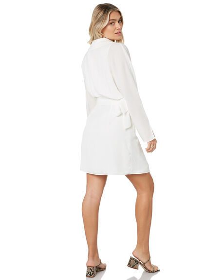 WHITE WOMENS CLOTHING THE EAST ORDER DRESSES - EO200335DWHT