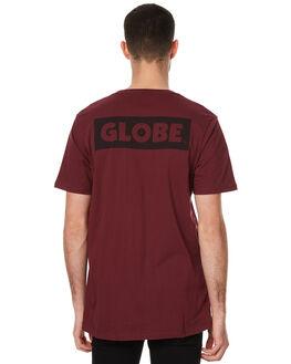 PORT MENS CLOTHING GLOBE TEES - GB01730001POR