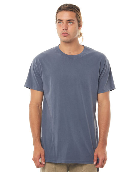 WASHED SLATE MENS CLOTHING BILLABONG TEES - 9572051WSLT