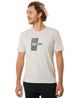 STONE MENS CLOTHING BRIXTON TEES - 02771STONE