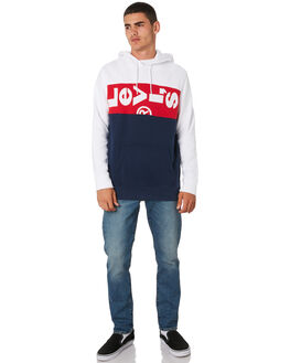 WHITE MENS CLOTHING LEVI'S JUMPERS - 74591-0000