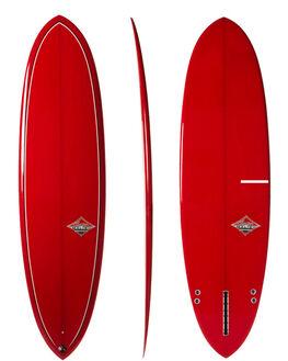 POLISHED TINT BOARDSPORTS SURF CLASSIC MALIBU MID LENGTH - CLACAMELPTINT