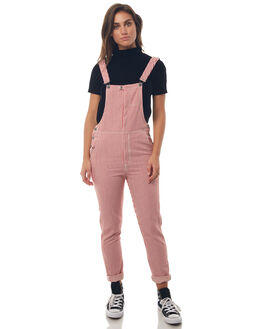 WHITE SPICE WOMENS CLOTHING AFENDS PLAYSUITS + OVERALLS - W181883WHTSPC
