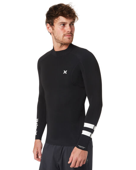 BLACK BOARDSPORTS SURF HURLEY MENS - 890920010