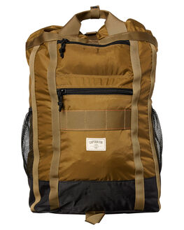 OLIVE MENS ACCESSORIES CAPTAIN FIN CO. BAGS + BACKPACKS - CFA6131601OLI