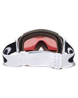 WHITE PRIZM JADE BOARDSPORTS SNOW OAKLEY GOGGLES - OO7093-08MWHI