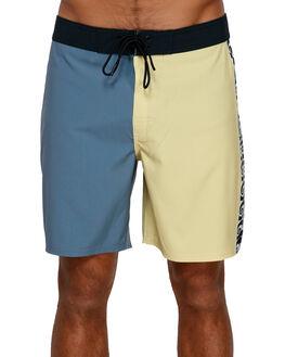 BRIGHT LEMON MENS CLOTHING RVCA BOARDSHORTS - R391400BLEM