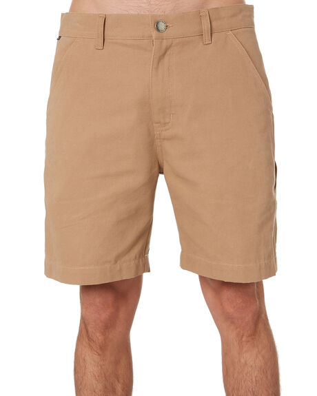 TAN MENS CLOTHING RPM SHORTS - 20PM25BTAN