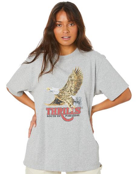VINTAGE MARLE WOMENS CLOTHING THRILLS TEES - WTH20-107GVMARL