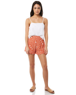 RUST PEBBLE WOMENS CLOTHING THE FIFTH LABEL SHORTS - 40180224-10RUST