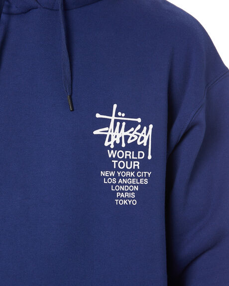 NEW NAVY MENS CLOTHING STUSSY JUMPERS - ST007200NWNVY