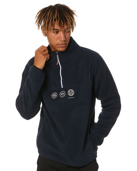 NAVY MENS CLOTHING RIP CURL JUMPERS - CFEEX90049
