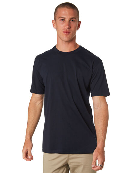 NAVY MENS CLOTHING AS COLOUR TEES - 5026NAVY